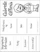 Gabrielle Giffords: Biography Research Bundle {Report, Tri