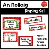 Gaeilge An Nollaig (Christmas resource Pack in Irish)