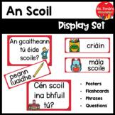 Gaeilge Ar Scoil Resource Pack (Irish 'At School resource Pack)