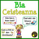 Gaeilge - Bia Ceisteanna