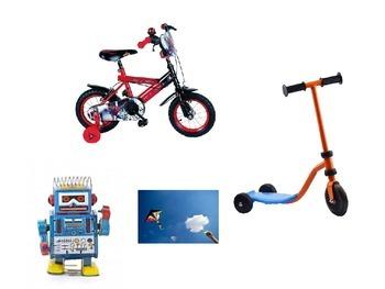 Gaeilge Breagáin Toys theme Irish language Junior Infants PPT