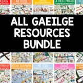 Gaeilge Bundle 2020 - ALL Irish Resources