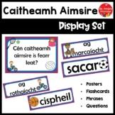 Gaeilge Caitheamh Aimsire Pack (Irish Hobbies/Pastimes Resource Pack)