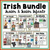 Irish Worksheets for Junior and Senior Infants BUNDLE