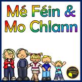 Gaeilge -  Mé Féin agus Mo Chlann