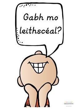 Gaeilge - Neamhfhoirmiúil Ceisteanna