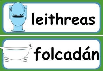 Gaeilge Sa Bhaile Resource Pack (Irish 'At Home' Resource Pack)