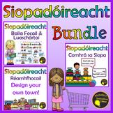 Gaeilge - Siopadóireacht Bundle