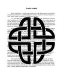 Gaelic Ireland Reading and Vocabulary