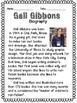 Gail Gibbons Author Study