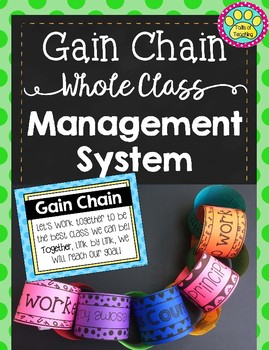 Gain Chain Whole Classroom Management System
