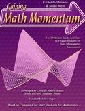 Gaining Math Momentum II WarmUp Set 8