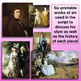 Gainsborough Biography for Older Students- Classical Conversations Cy 2 Week 14