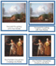 Gainsborough (Thomas) 3-Part Art Cards - Color Borders