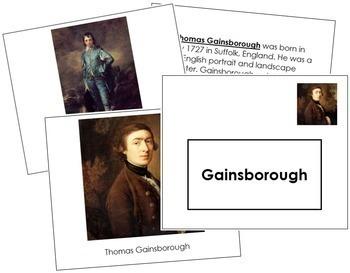 Gainsborough (Thomas) Art Book
