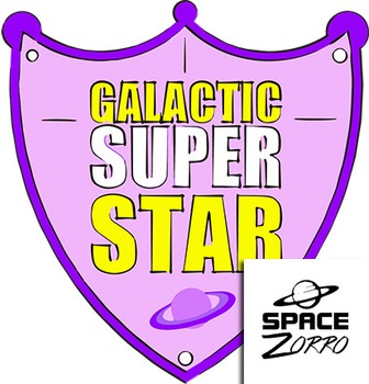Galactic Star Badge images