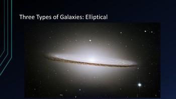 Galaxies & Big Bang