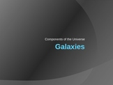 Galaxies: Components of the Universe PPT