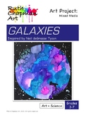 Galaxies Inspired by Neil deGrasse Tyson: Art Lesson for G