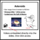 Galaxies, Other Objects and the Universe - Space PowerPoint Lesson and Notes