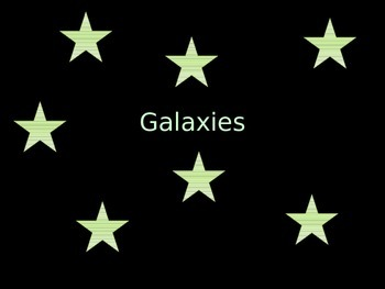 Galaxies PowerPoint