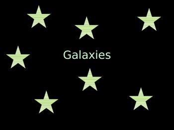 Galaxies PowerPoint