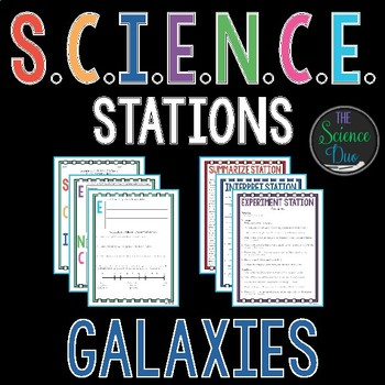 Galaxies - S.C.I.E.N.C.E. Stations