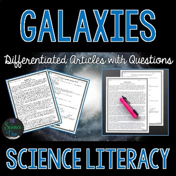 Galaxies - Science Literacy Article
