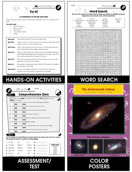 Galaxies & The Universe: Galaxies Gr. 5-8