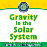 Galaxies & The Universe: Gravity in the Solar System - PC Gr. 5-8
