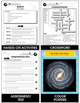 Galaxies & The Universe: Quasars Gr. 5-8