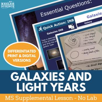 Galaxies - Supplemental Lesson - No Lab