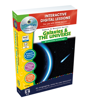 Galaxies & the Universe - NOTEBOOK Gr. 5-8