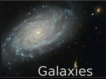Galaxy Classification Power Point