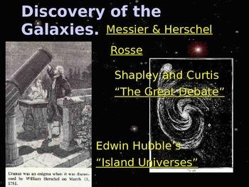 Galaxy Collisions Presentation