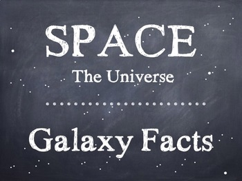 Galaxy Facts PowerPoint