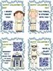Galaxy Far Away Valentine Cards~Includes QR Code Cards for Teachers