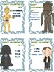 Galaxy Far Away Valentine Cards~Includes QR Code Cards for