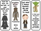 Galaxy Far Far Away Summer Bookmarks