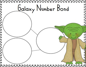 Galaxy Number Bonds by Kinder League