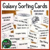 Galaxy Sorting Cards