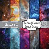 Galaxy Space Digital Paper 1446
