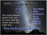 Galaxy Lesson, Hubble Space Telescope