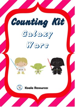 Galaxy Wars Counting Kit Counting To 20 Centers