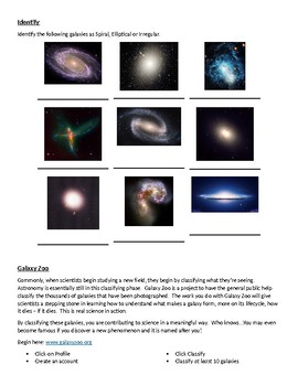 Galaxy Zoo Classification