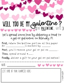 Galentine/Palentine Staff Exchange