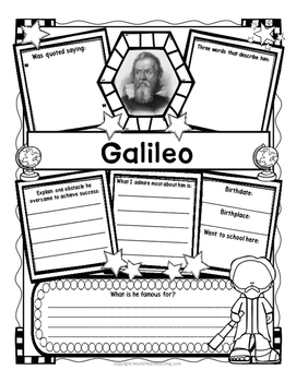 Galileo Research Organizers for Projects