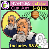 Galileo Clipart