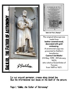 Galileo, Father of Astronomy
