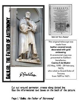 Galileo, Father of Astronomy